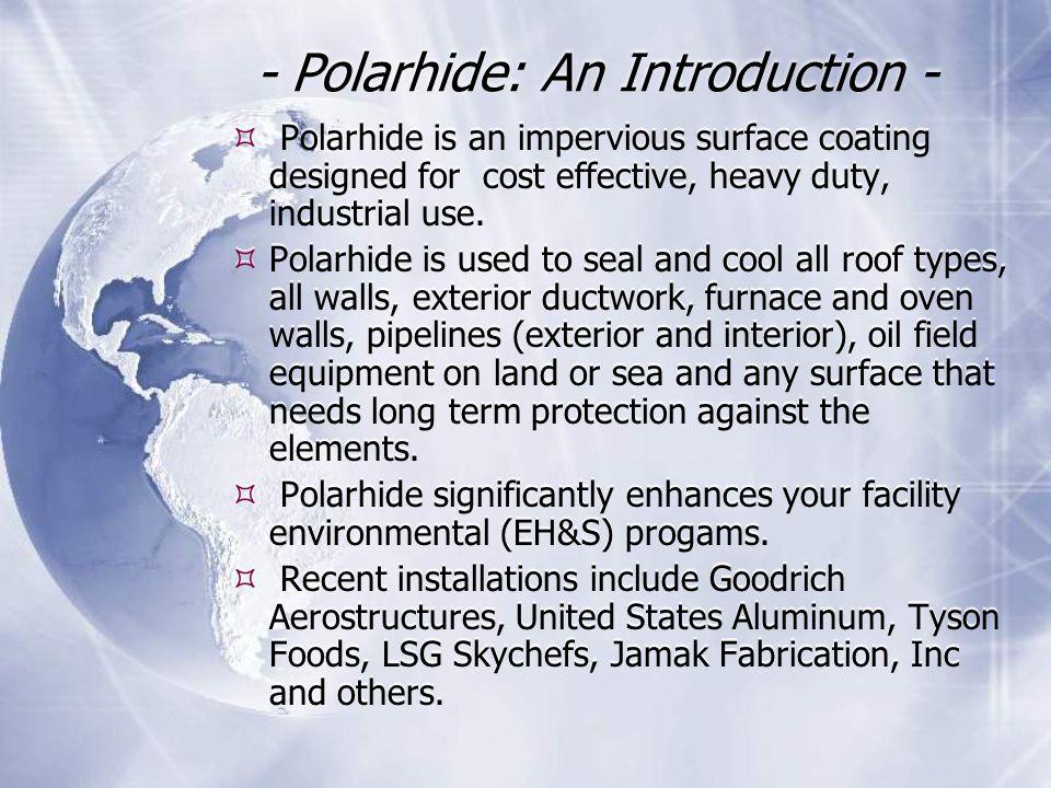 - Polarhide: An Introduction -