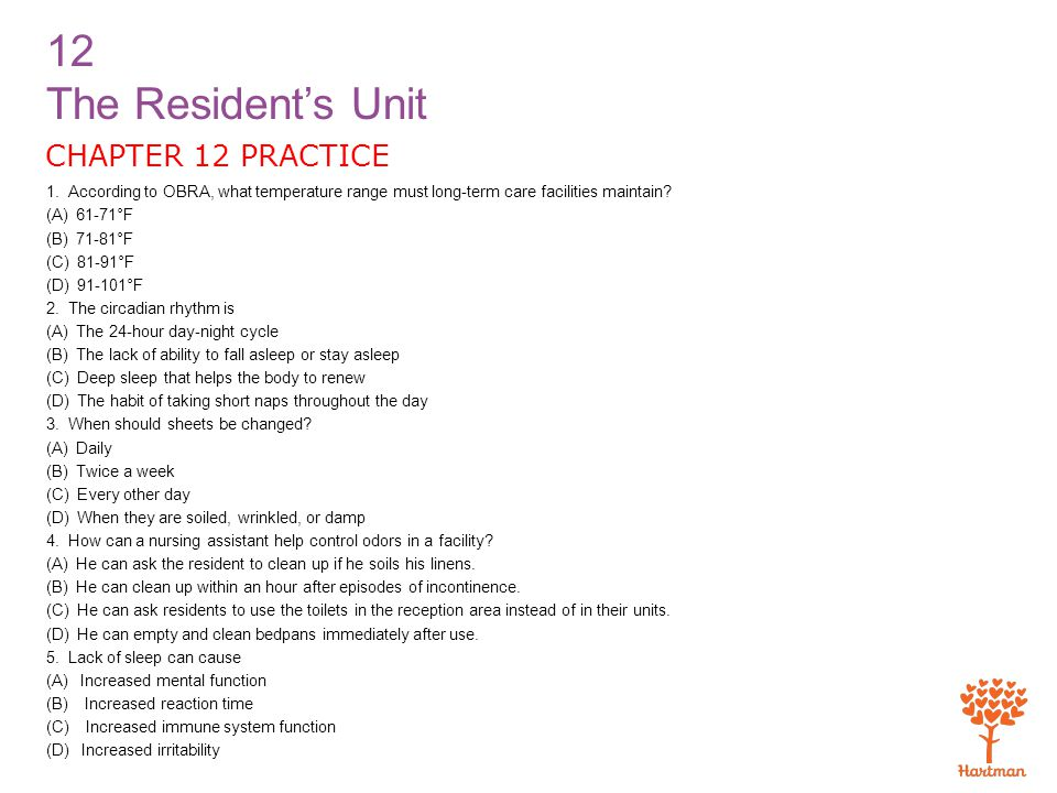 CHAPTER 12 PRACTICE