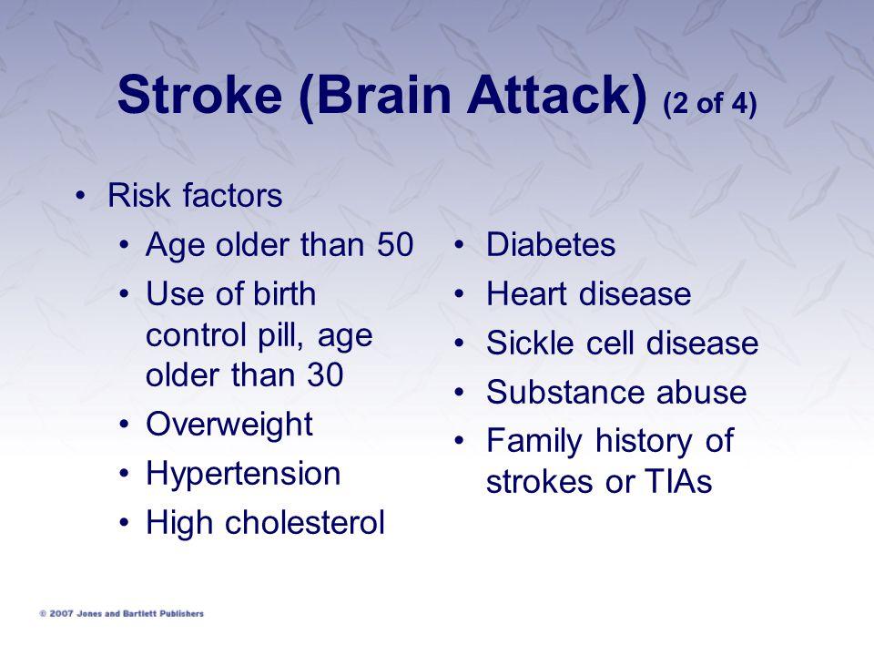 Stroke (Brain Attack) (2 of 4)