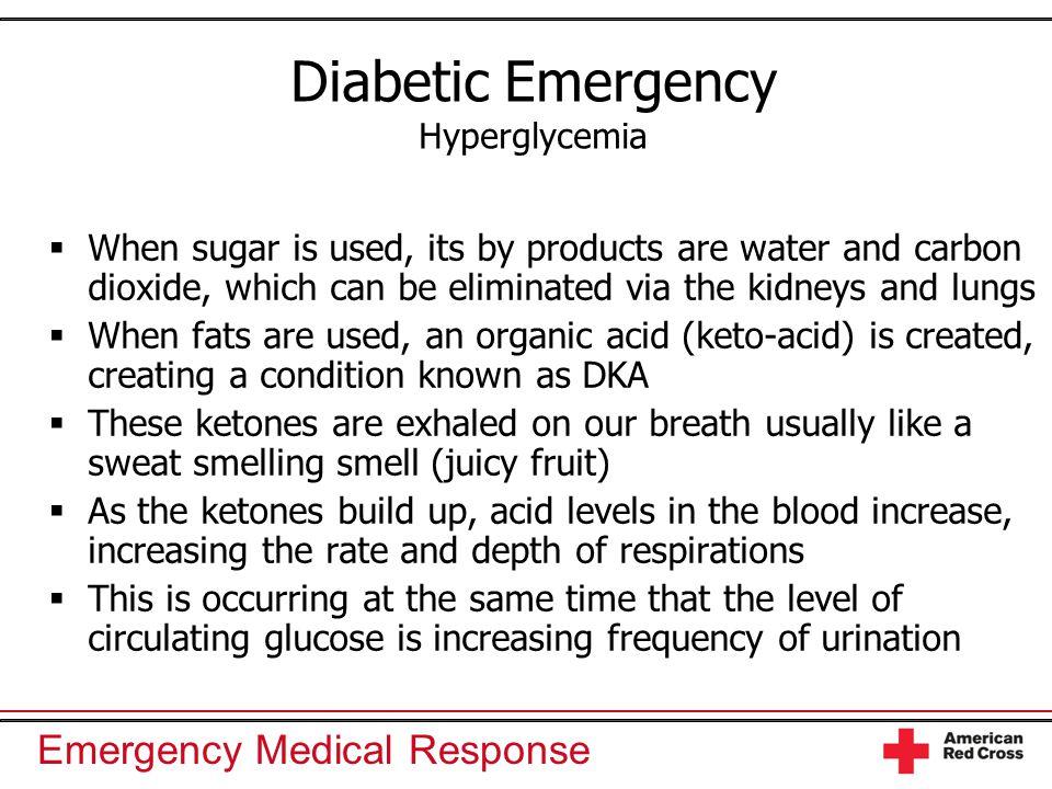 Diabetic Emergency Hyperglycemia
