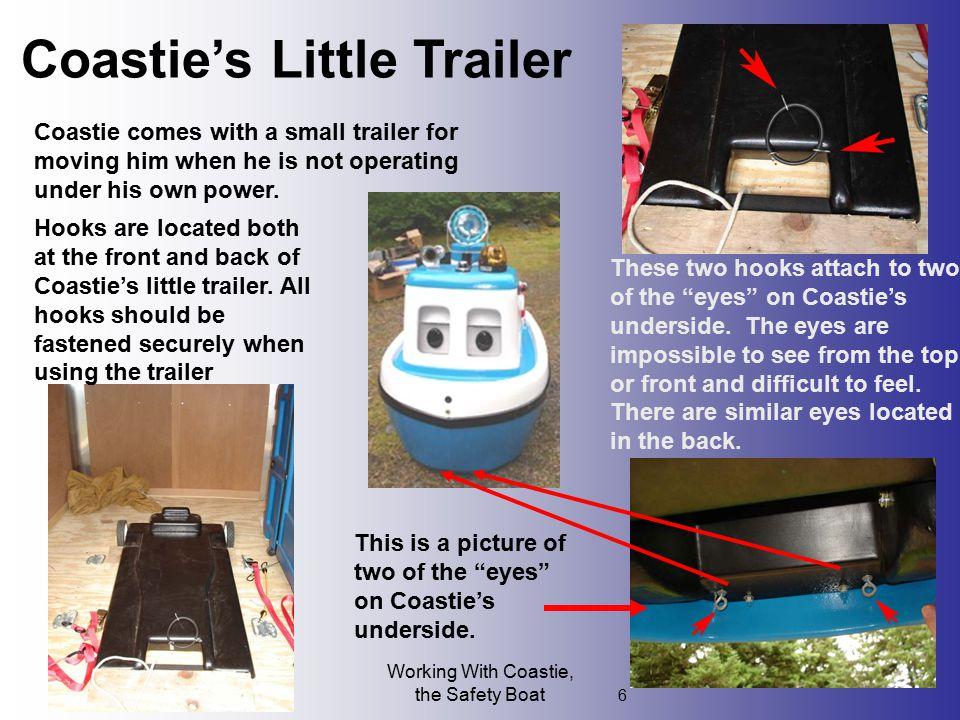 Coastie's Little Trailer