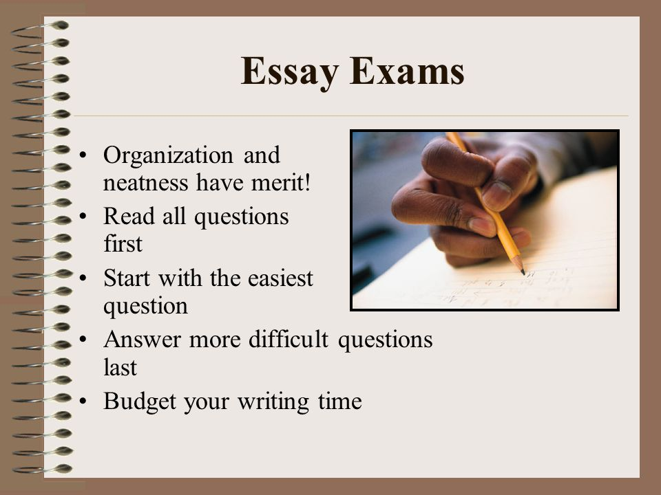 Sample essay for competitive exams