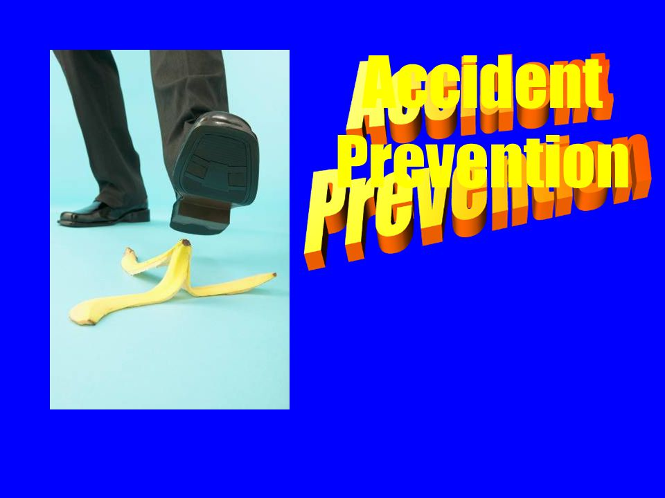 Accident Prevention
