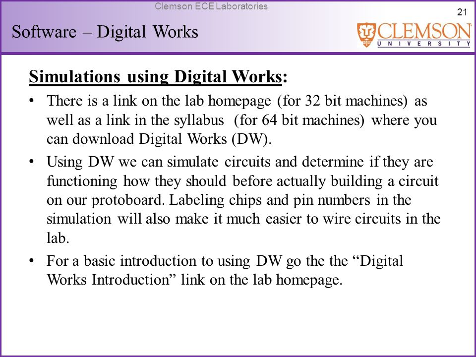 Software – Digital Works