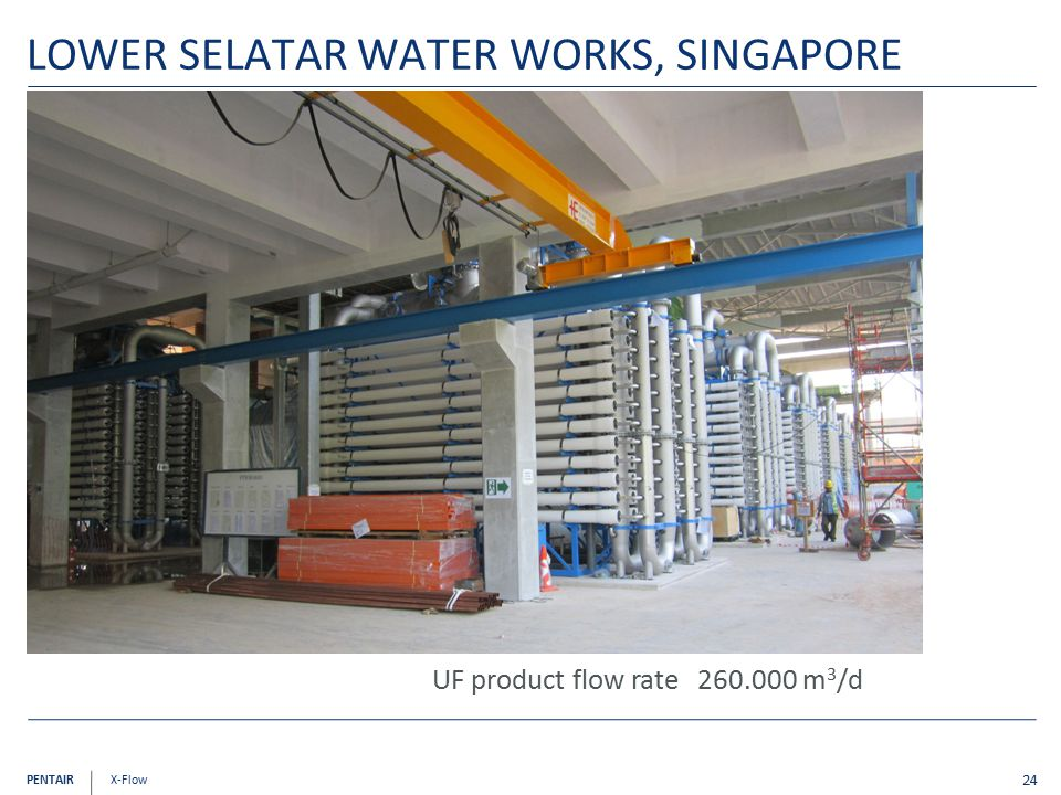 Lower selatar water works, singapore