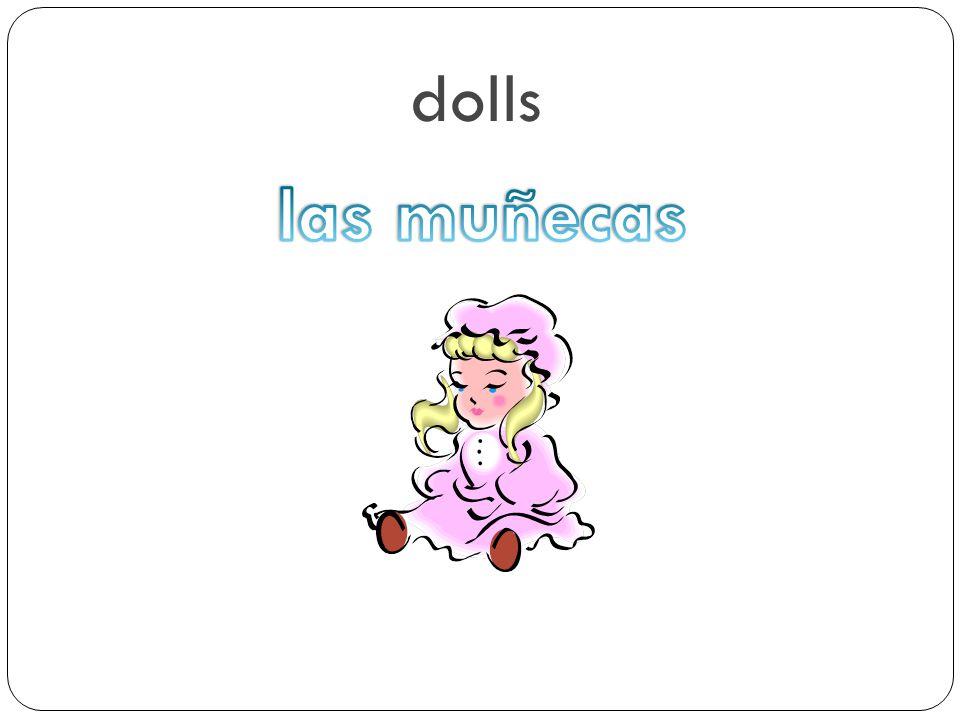 dolls las muñecas