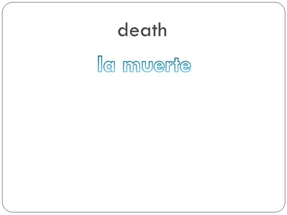 death la muerte