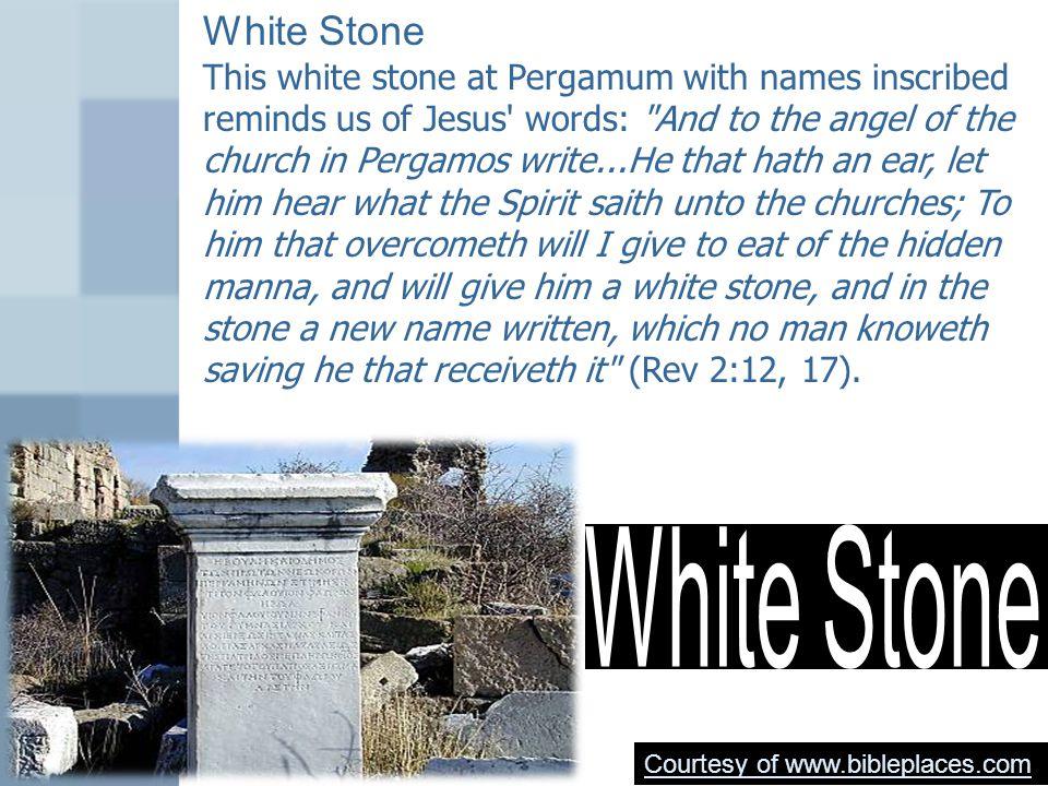 White Stone White Stone