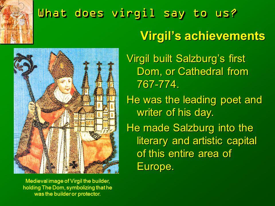 Virgil's achievements