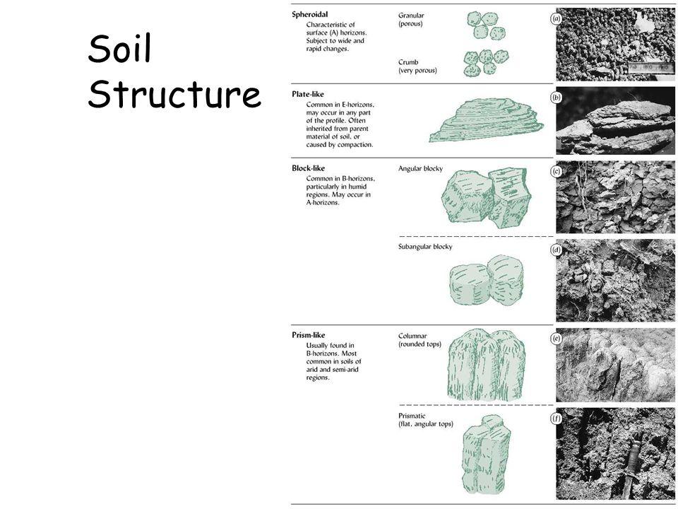 Soil Structure Soil Structure