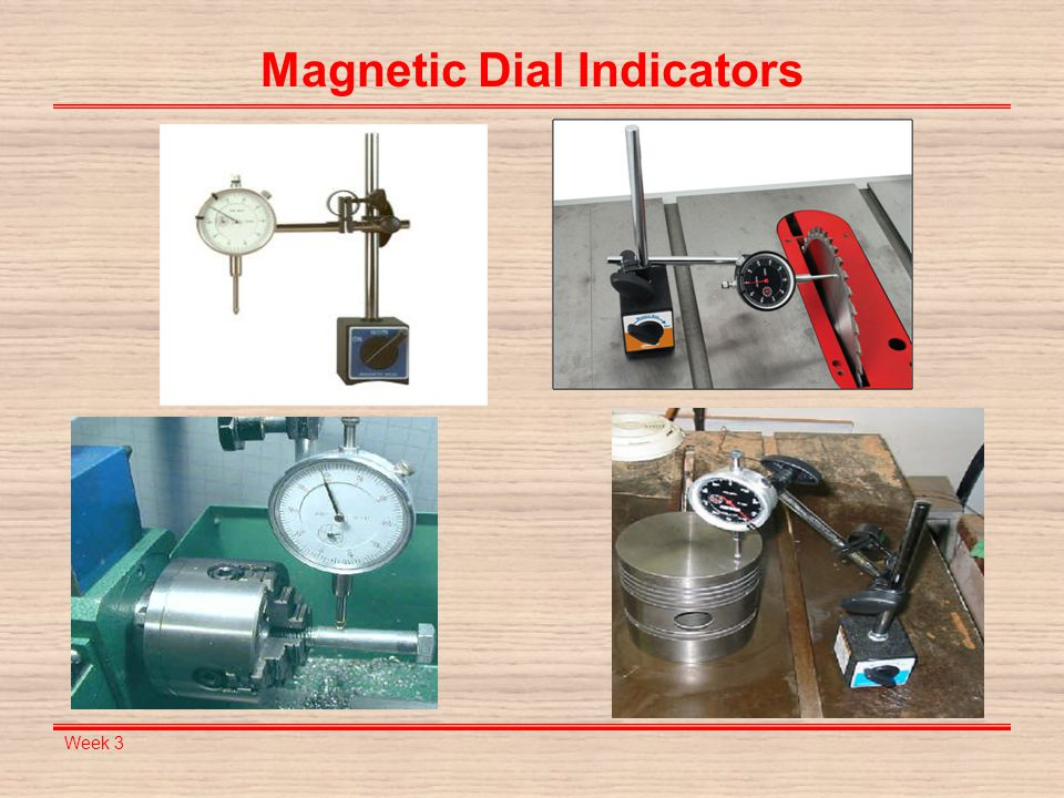 Magnetic Dial Indicators