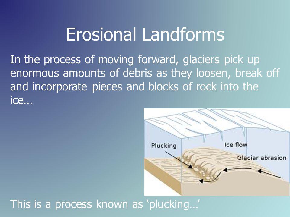 Erosional Landforms