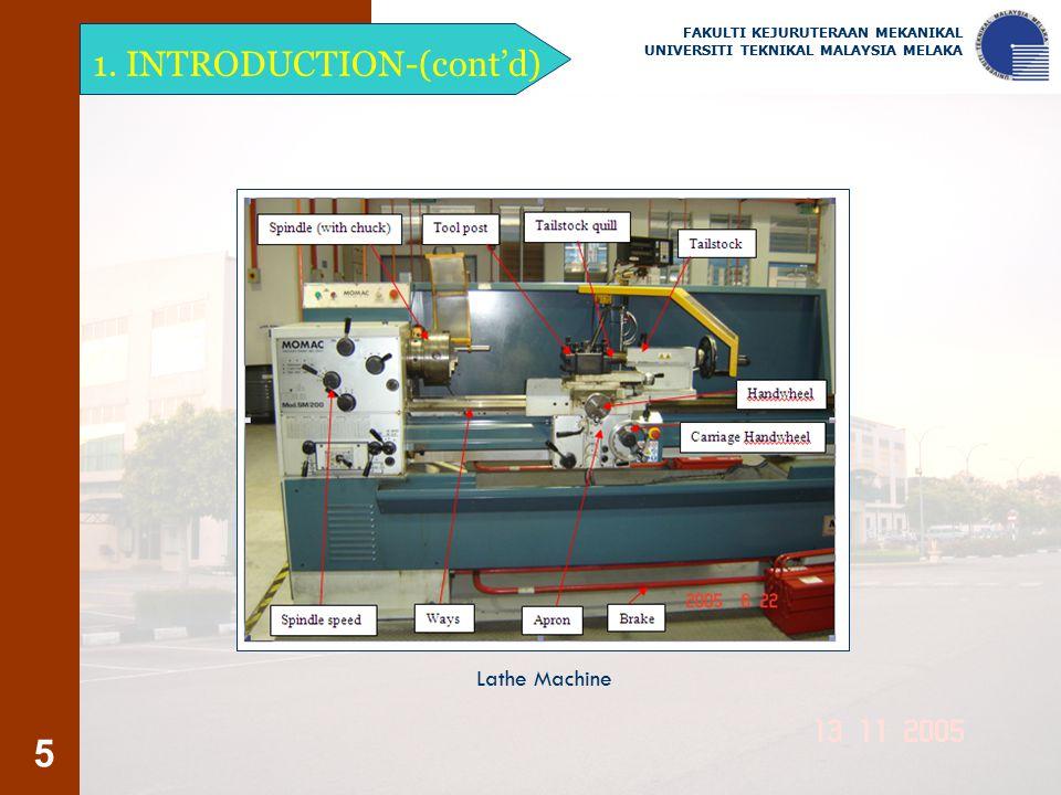 1. INTRODUCTION-(cont'd)