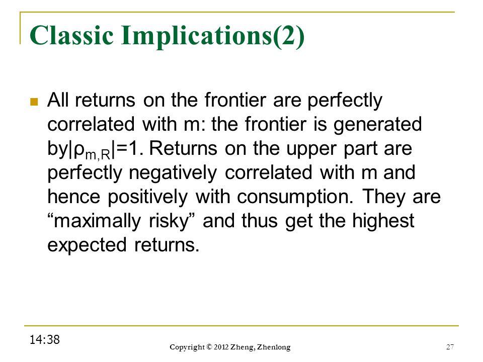 Classic Implications(2)