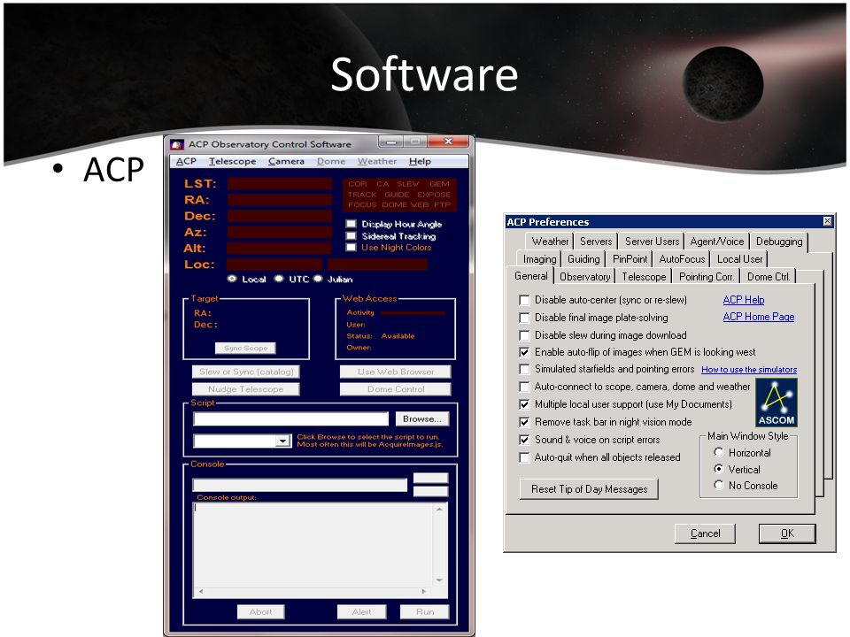 Software ACP