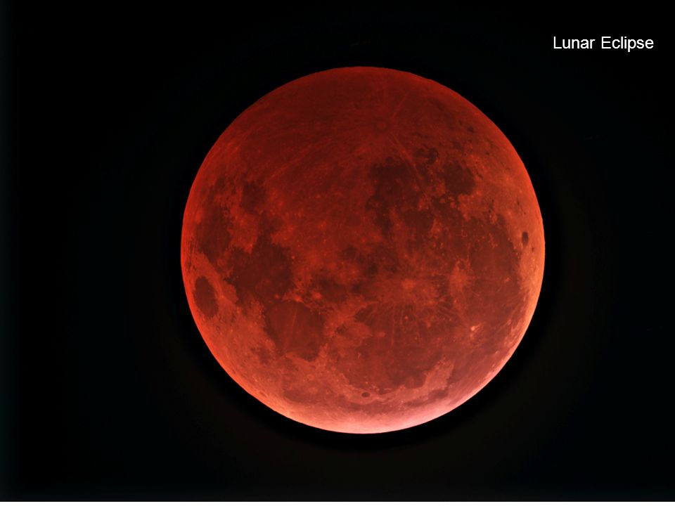 Pictures Lunar Eclipse