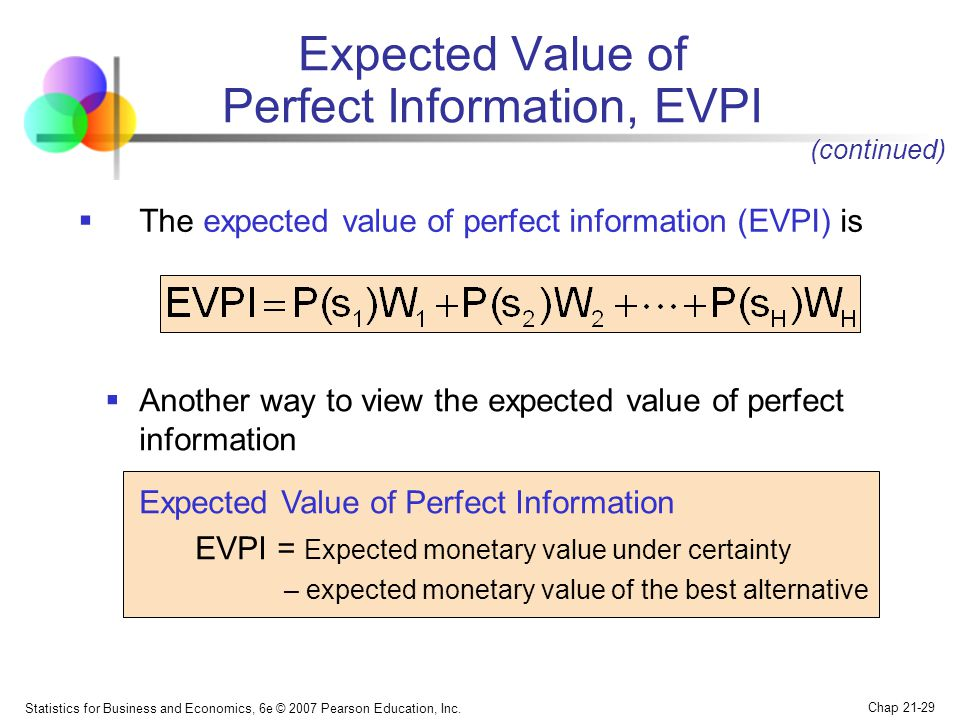 the concept of value of information 3 section ii provides useful background information about fair value accounting, the limited alternative of amortized cost accounting, and the unsatisfying current mixed.