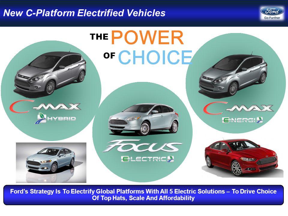 Electrification Strategy