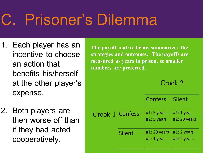C. Prisoner's Dilemma