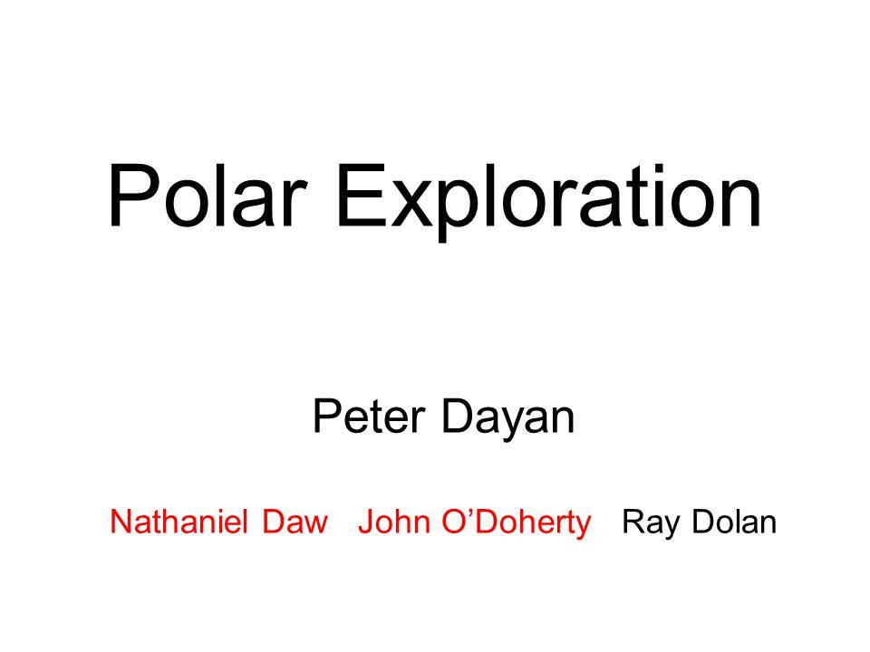 Peter Dayan Nathaniel Daw John O'Doherty Ray Dolan