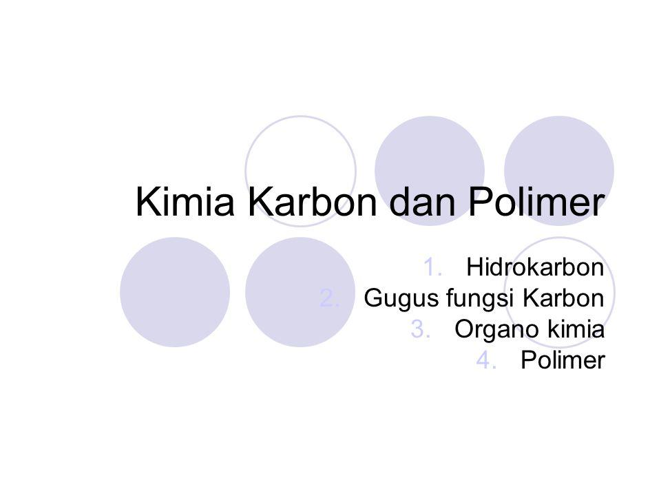 Kimia Karbon dan Polimer