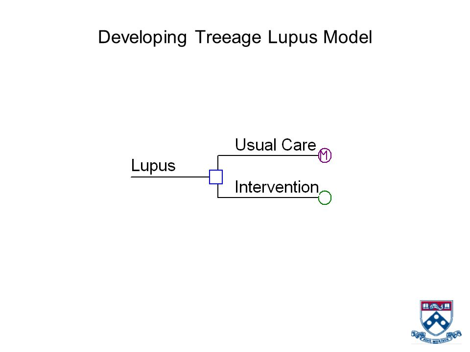 Developing Treeage Lupus Model