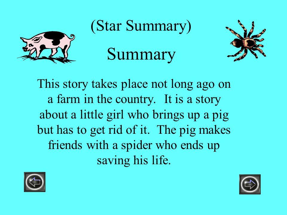 (Star Summary) Summary