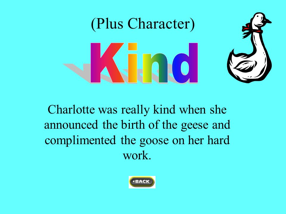 (Plus Character) Kind.