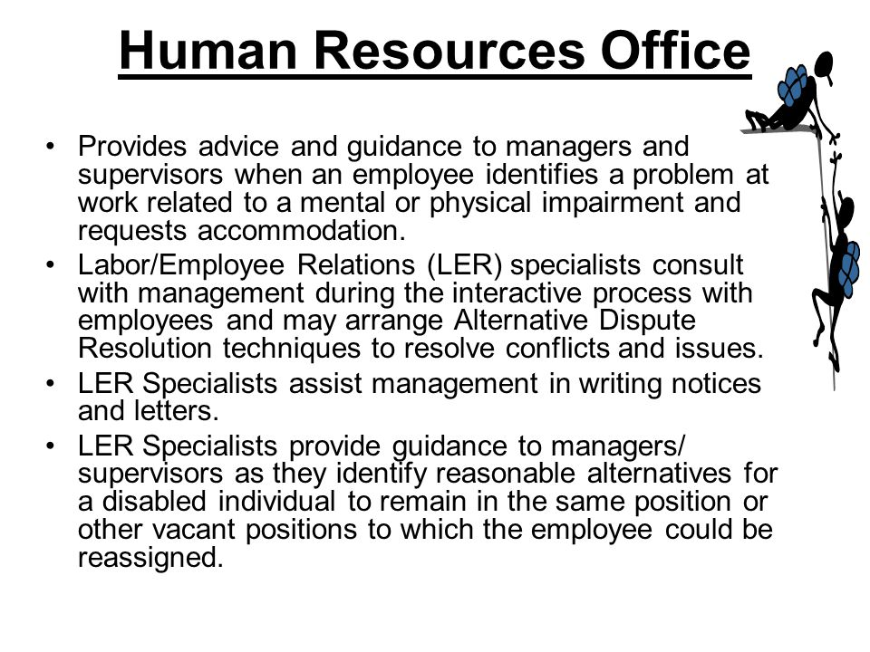 Human Resources Office