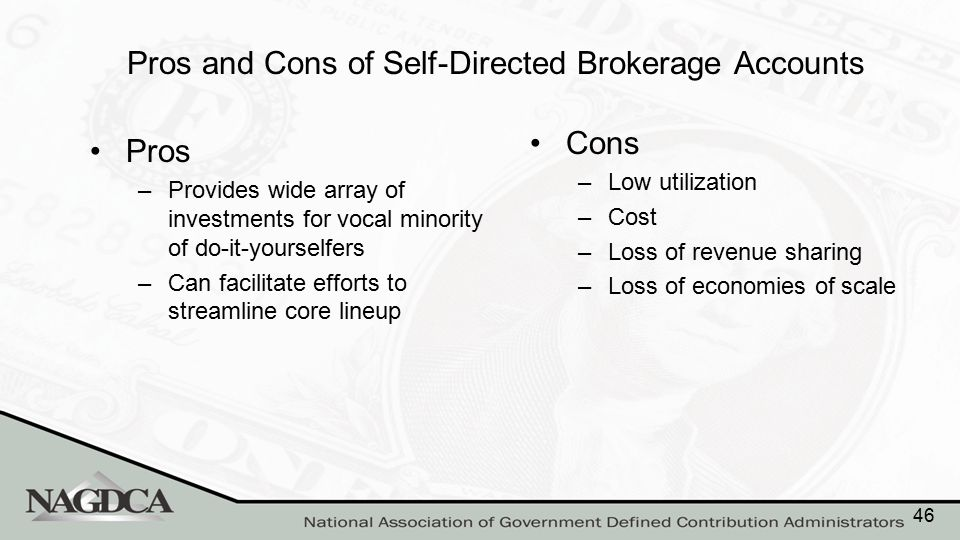 Self-Directed Brokerage Accounts—Prevalence