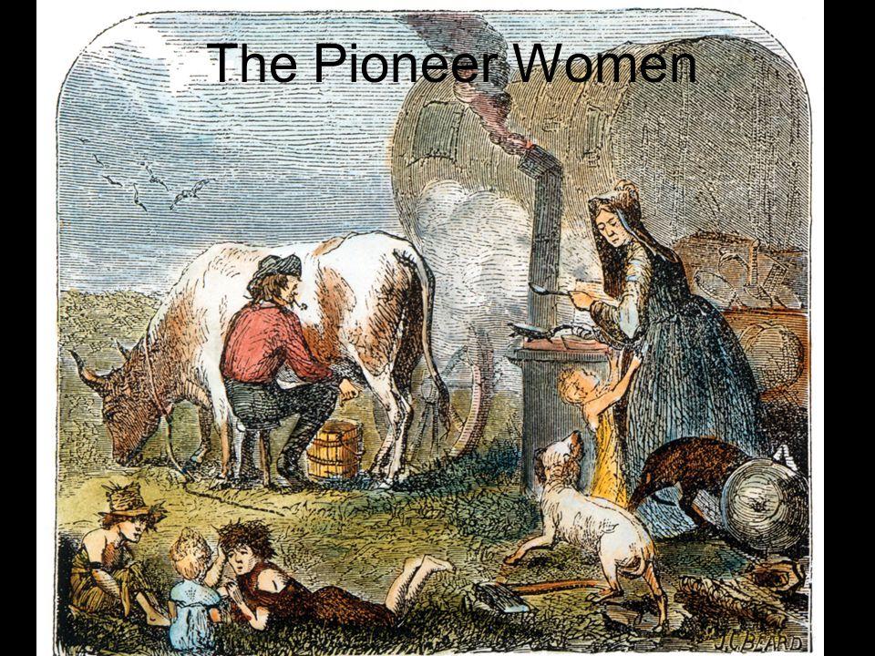 The Pioneer Women