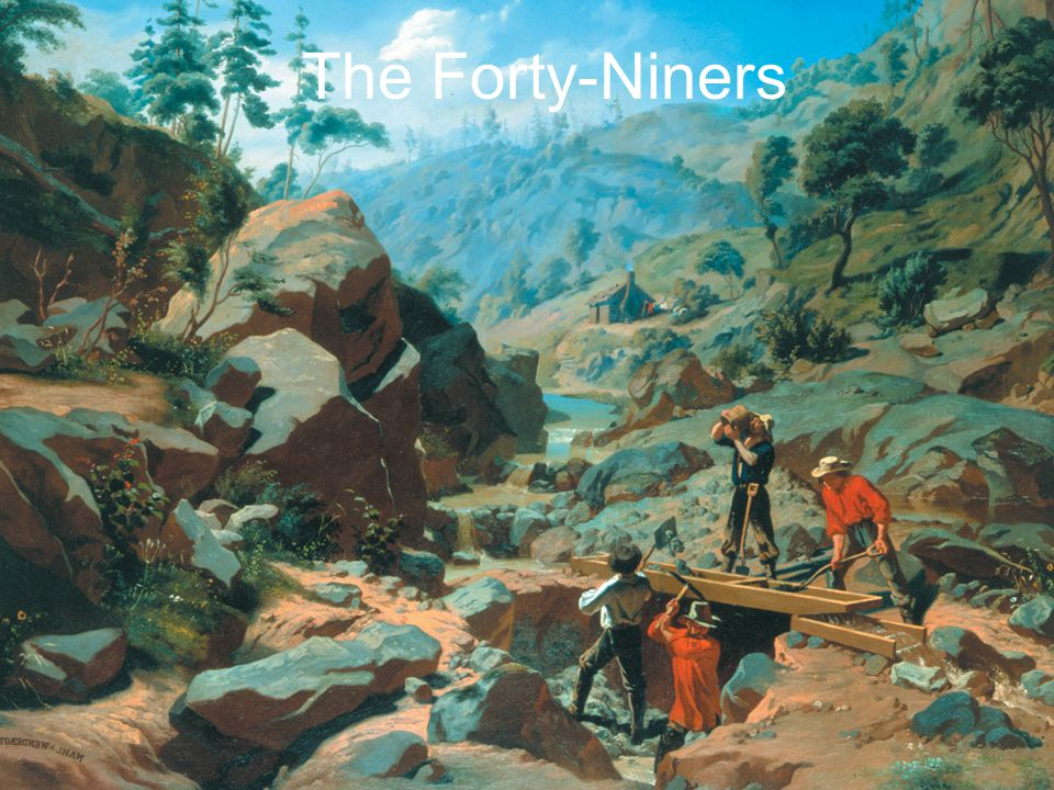 The Forty-Niners