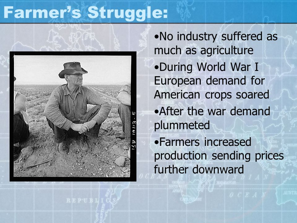 Farmer's Struggle: No industry suffered as much as agriculture