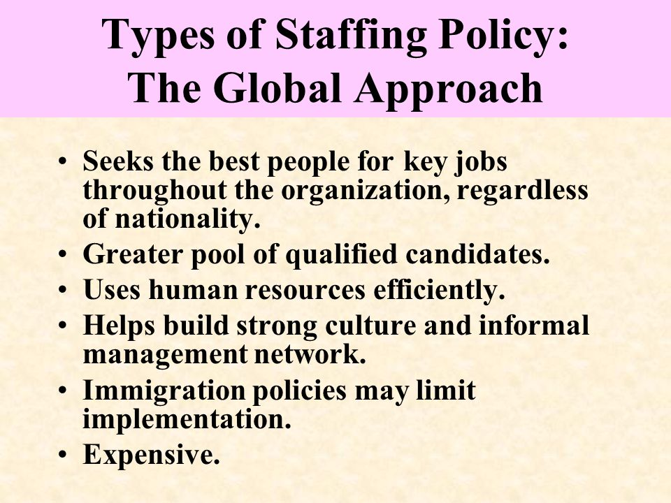 Staffing Agency Professionals