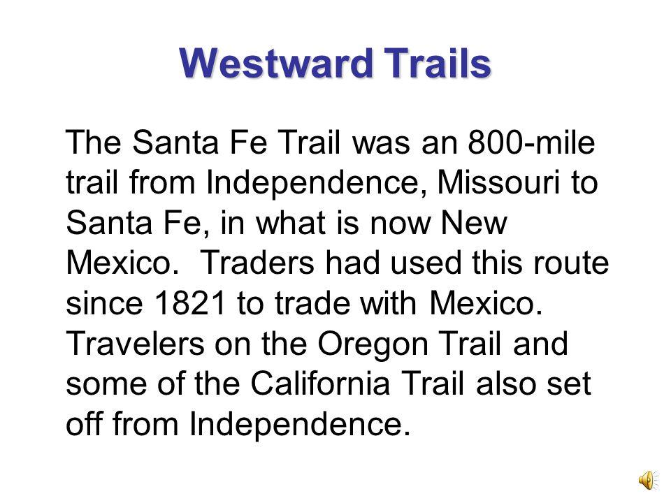 Westward Trails