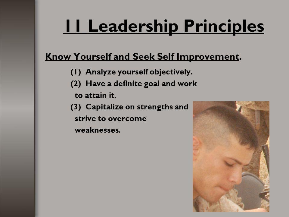 11 Leadership Principles