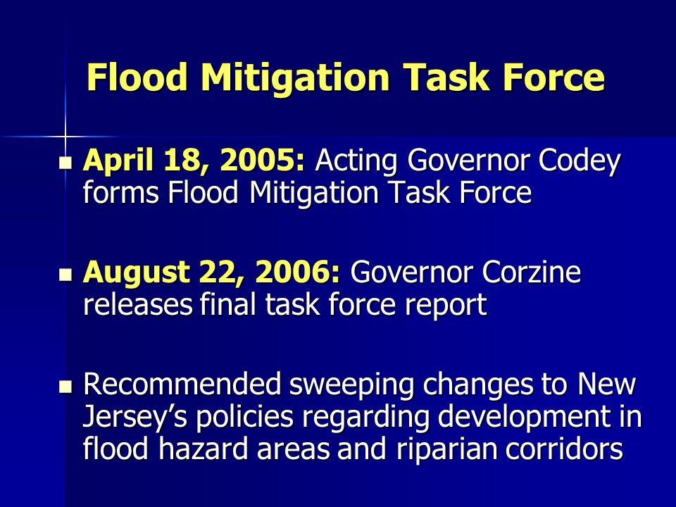Flood Mitigation Task Force