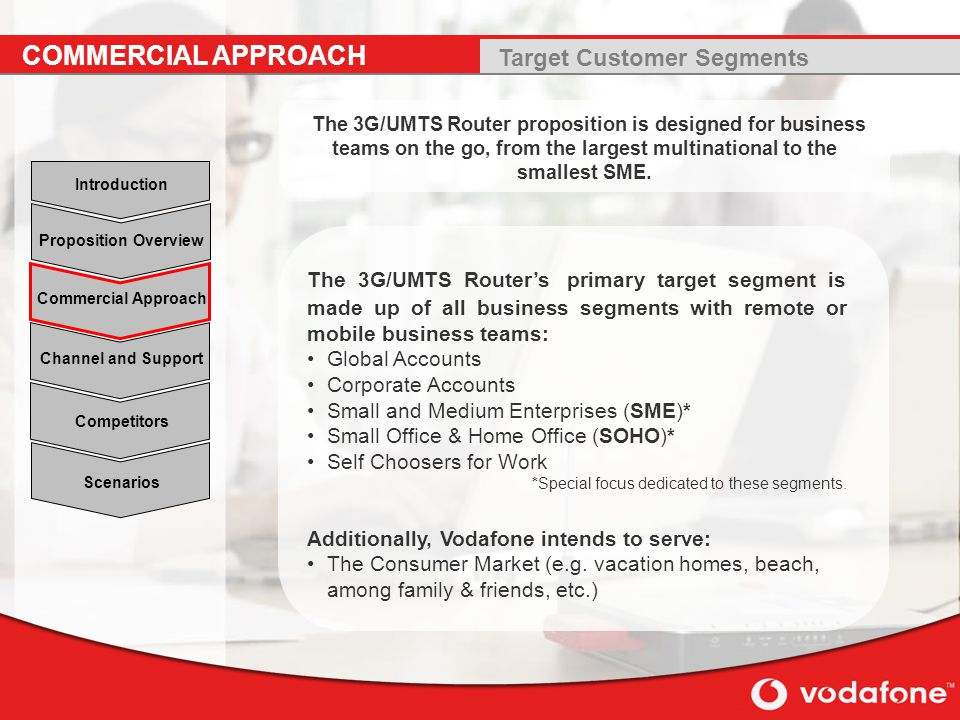 Target Customer Segments