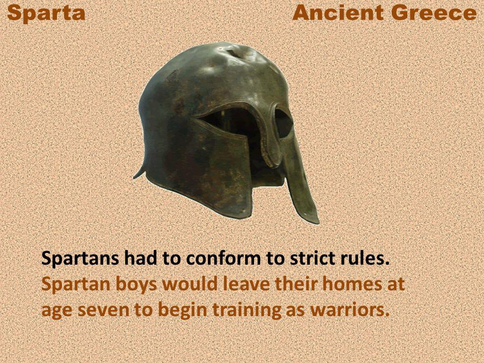 Sparta Ancient Greece