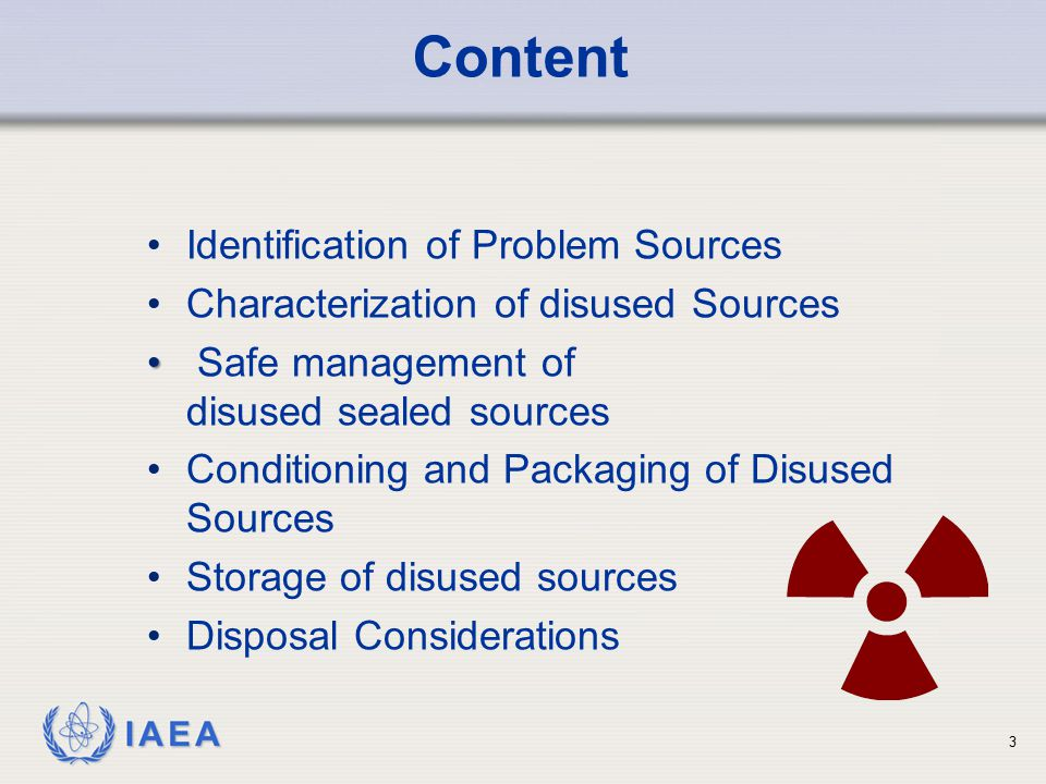 Content Identification of Problem Sources