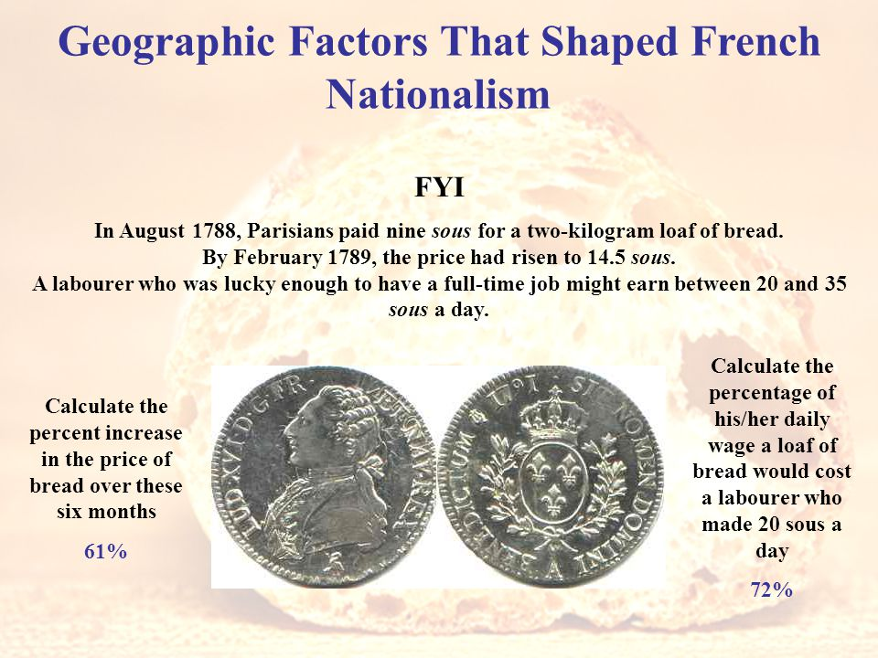 Geographic Factors That Shaped French Nationalism