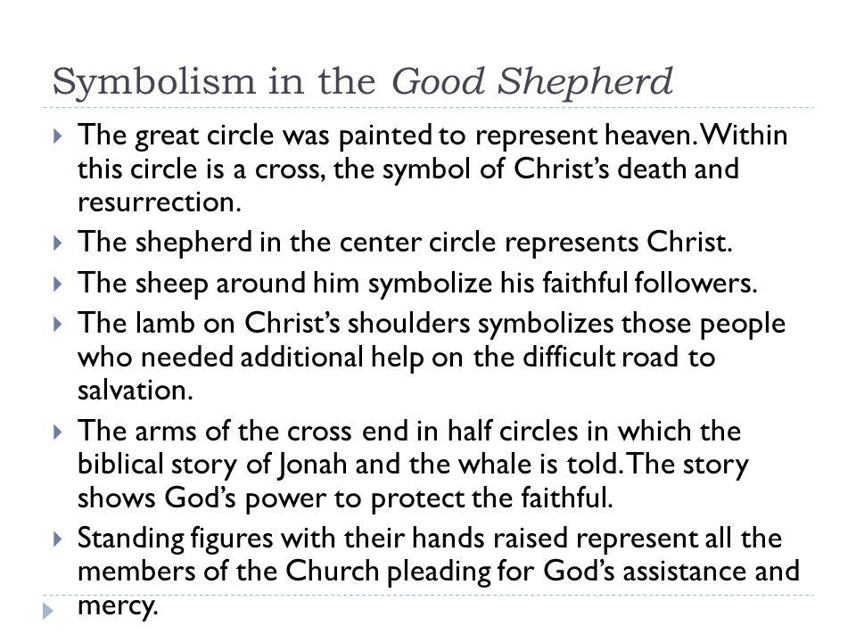 Symbolism in the Good Shepherd