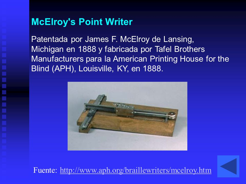 McElroy s Point Writer