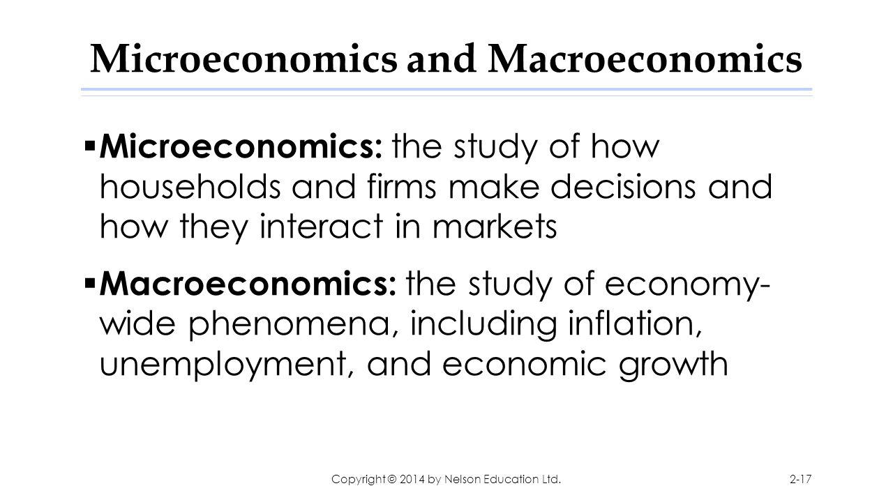 microeconomics report Macroeconomics and growth: overview growth is the essential ingredient for sustained poverty reduction the research program focuses on identifying the contribution.