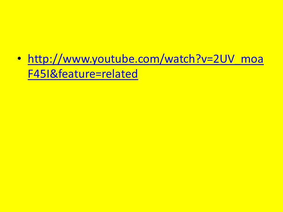 http://www.youtube.com/watch v=2UV_moaF45I&feature=related
