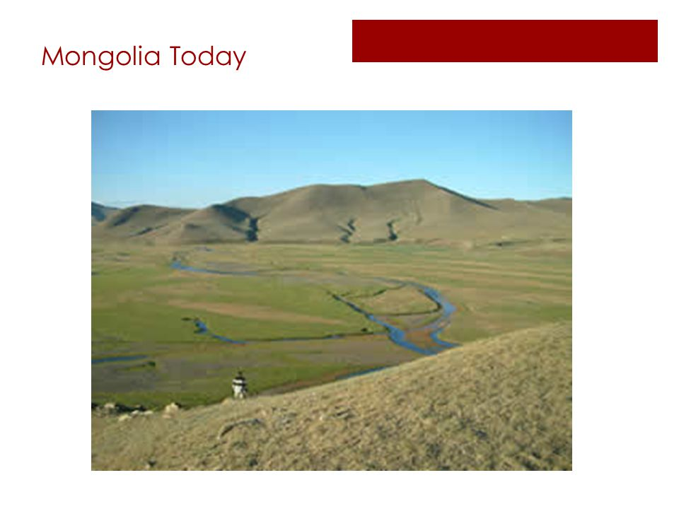 Mongolia Today