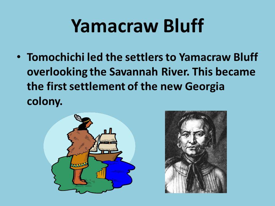 Yamacraw Bluff