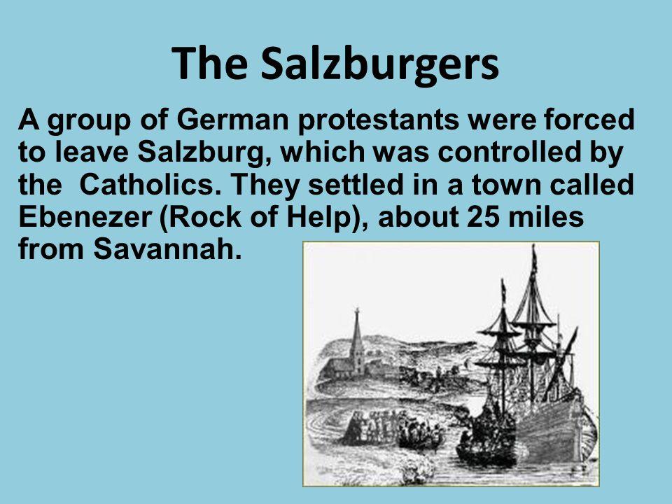 The Salzburgers