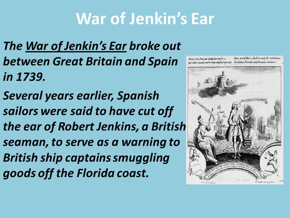 War of Jenkin's Ear