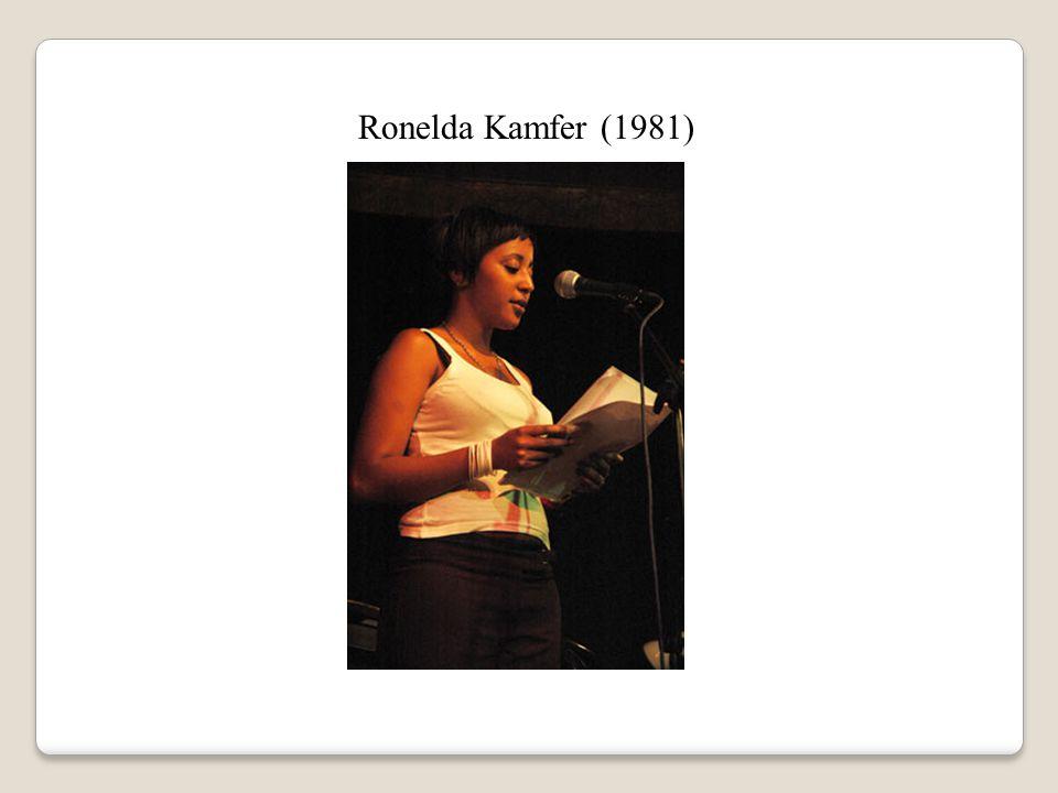 Ronelda Kamfer (1981)
